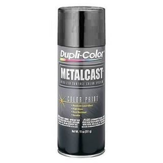 Dupli Color Paint Metalcast Anodized Color Enamel Gloss Smoke 11 oz