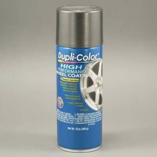 Dupli Color Paint Wheel Acrylic Enamel Gloss Graphite 12 oz Aerosol Ea