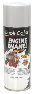 part dup de1615 dupli color aluminum engine paint with ceramic 12oz