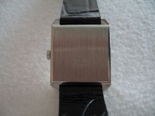 New Vintage Edele St s Classic Mens Watch 1960S