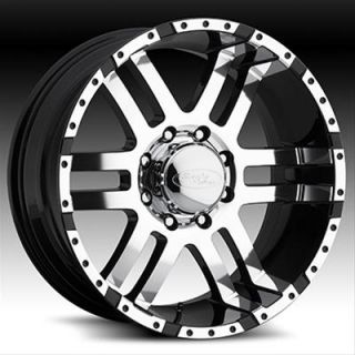 Eagle Alloys 079 Series Super Finish Black Wheel 18x9 6x5 5