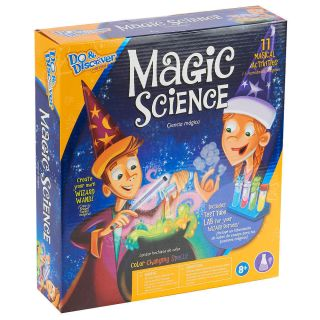 Edu Science do Discover Magic Science Kit