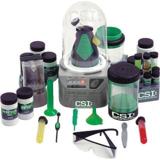 Edu Science CSI DNA Laboratory Kit ZCL