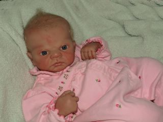 Reborn Ashton Drake Celebration Emily by Linda Webb Precious Baby Girl