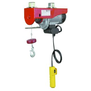 New 880 lb Electric Hoist with Remote Control UL Listed