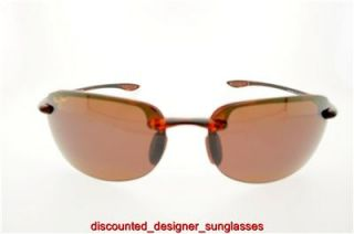 Maui Jim Sunglasses Sandy Beach H408 10 Tortoise Frame Bronze