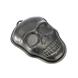 cooking baking kitchenware eddington s skull cake tin size approx 24cm