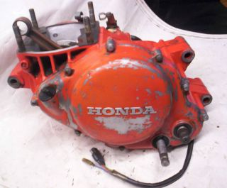 Honda Elsinore CR 250 CR250 Bottom End Engine 1978 1979 1980 78 79 80