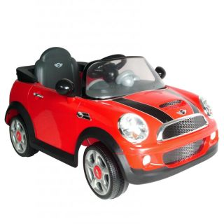 Electric Mini Cooper Kids Car