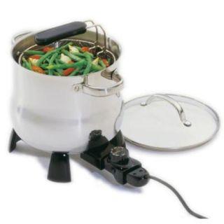 presto stainless steel options electric multi cooker