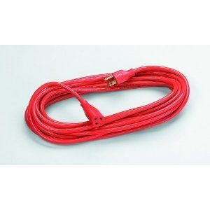 Heavy Duty Extension Cords 16 Gauge Red 50 100 Feet