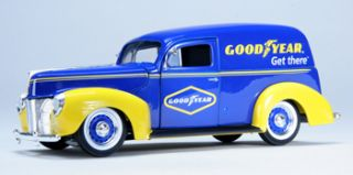 SpecCast 40' Ford Sedan Delivery Goodyear