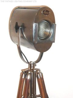 VINTAGE THEATRE LIGHT INDUSTRIAL DESIGN ART DECO MOVIE EAMES LAMP