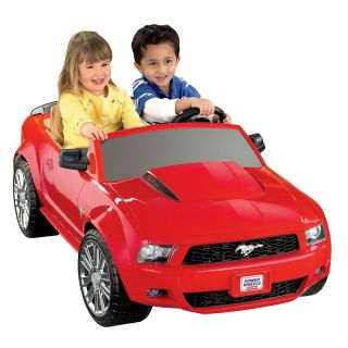 New Fisher Price Power Wheels Ford Mustang Motor Kids Toys 12 Volt