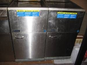 Pitco Restaurant Deep Fryer 45c 42 lbs Natural Gas
