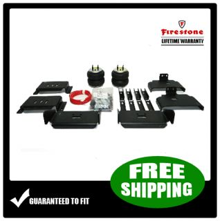 Firestone 2452  Ride Rite Air Bag Kit [Rear] Ford F250, F350