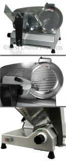 Meat Slicer 12 Blade Commercial Deli Meat Food Slicer Industrial