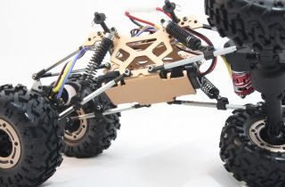 RS10XT 4WD 4WS RC Rock Crawler Truck RTR Buggy Car Hot 605482242285