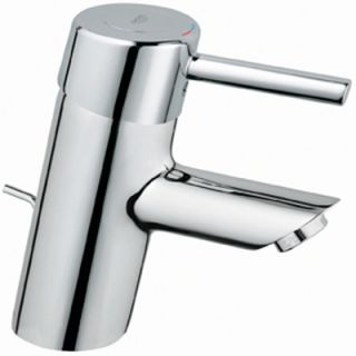 One Handle Lavatory Bathroom Faucet Chrome Single Hole 34270001