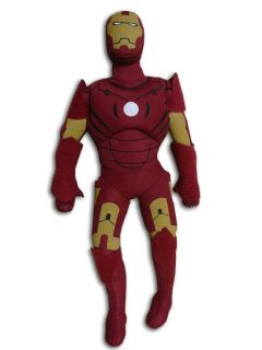 Iron Man 15 Soft Toy Plush Doll Comic Movie Marvel