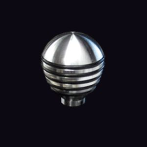 Ford Mustang Billet Short Cool Grip Shift Knob Shifter