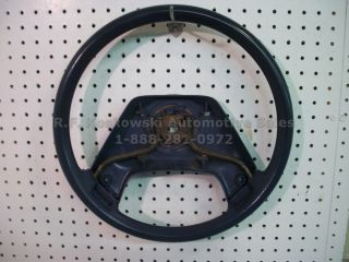 Interior Ford Steering Wheel Ford Ranger Pickup Truck