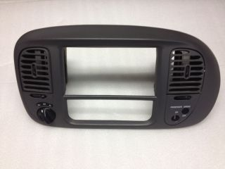 1997 2002 Ford F150 Radio Trim Bezel Ac Vent Expedition OEM W Switch