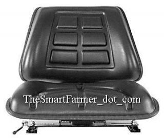 Seat for Forklifts Compact Tractors and Lawnmowers