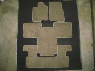 ford expedition lincoln navigator floor mats