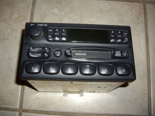 Ford Explorer Sport 1998 Radio