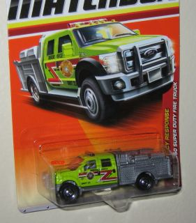Emergency Response ★ Ford F550 Super Duty Fire Truck ★ 2011