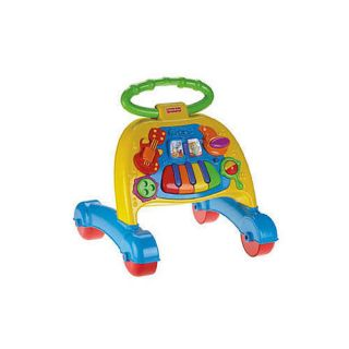 New Fisher Price Brilliant Basics Musical Activity Walker