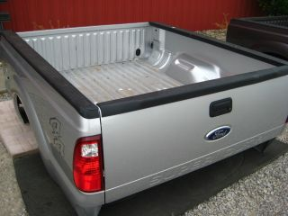 Ford Super Duty F250 F350 6 5 SHORTBED Truck bed 1999 2012 White Short