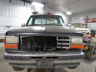 1990 FORD RANGER FRONT AXLE DIFFERENTIAL 3.73 RATIO 81553 MILES
