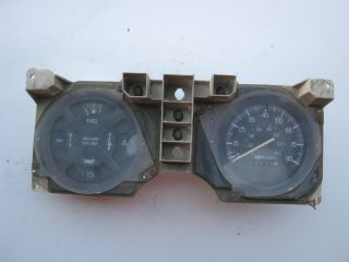 1985 1986 1987 Ford Ranger Instrument Cluster Speedometer Gauges