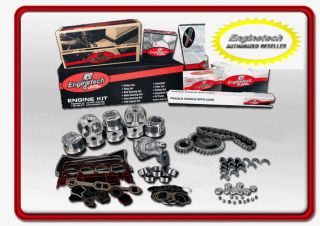 1996 Ford Mustang Thunderbird 232 3 8L OHV V6 rwd Engine Rebuild Kit