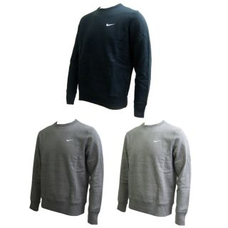 Nike Classic Fleece Crew Mens Sweatshirt