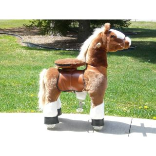 Gamenamics RIDE ON PONY Talking Riding Galloping Horse Cycle GIDDY UP