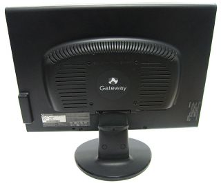 Gateway FPD1975W 19 Widescreen Flat Panel LCD Monitor as Is