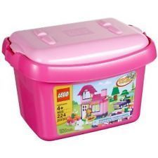 Lego Pink Box 4625 Girls Building Set New