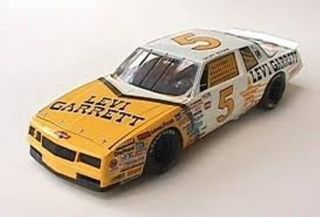 Geoff Bodine Levi Garrett Chevrolet All Star 1 32nd Scale Slot Car