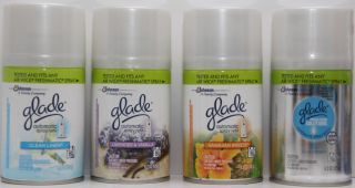 Glade Automatic Spray Refill Fits Air Wick Glade Freshmatic Spray