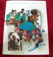 United States Postal Service Complete Set of Commemorative Stamps 1979