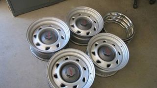 2000 2003 GMC Sonoma Chevy s 10 Truck Rally Wheels
