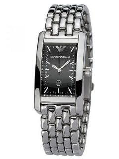 newly listed brand new emporio armani ar0115 classic mens watch