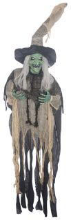Hanging 4 Feet Decor Yard Haunted House Halloween Animated Props