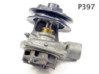 Master Deluxe Sedan Delivery 79HP 206 CID 6 Cyl Water Pump P397