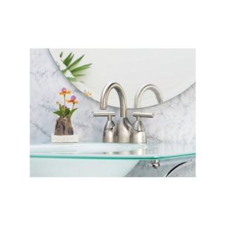 Price Pfister Ashfield Widespread Bathroom Faucet with Double Handles