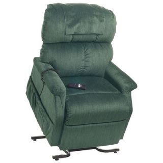 Comforter Extra Wide Large 26 Dual Motor Lift Chair with Head Pillow