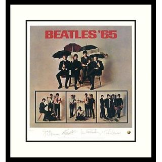 Beatles 65 (Album Cover) Framed Print Art   27.04 x 25.04